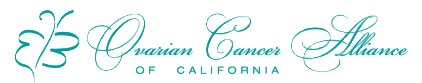 Ovarian Cancer Alliance of California LOGO